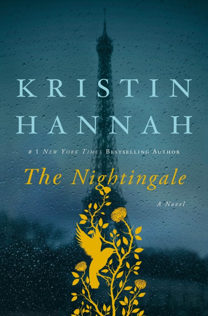 "This cover image released by St. Martins Press shows ""The Nightingale,"" a novel by Kristin Hannah. (AP Photo/St. Martins Press)"