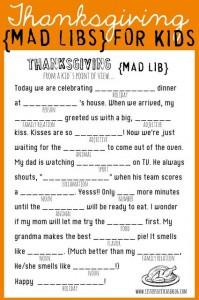 thanksgivingmadlib