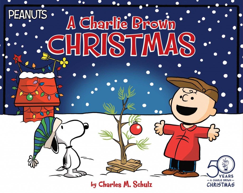 Cover_A Charlie Brown Christmas