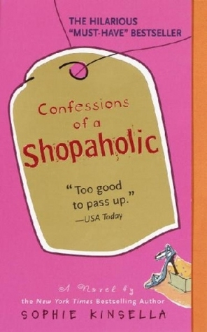 Cover_Confessions of a Shopaholic