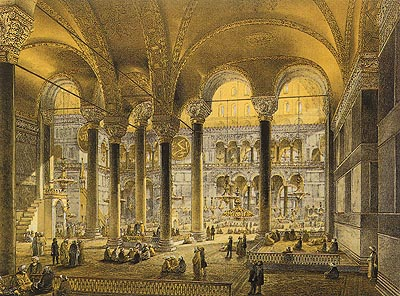 Pic_Library of Constantinople