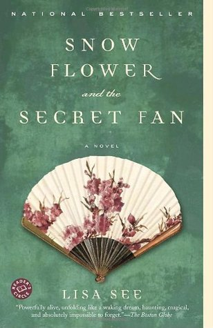 Cover_Snow Flower and the Secret Fan