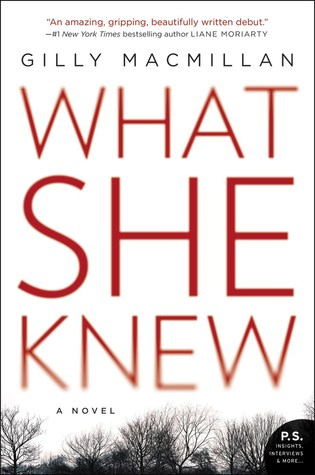 Cover_What She Knew