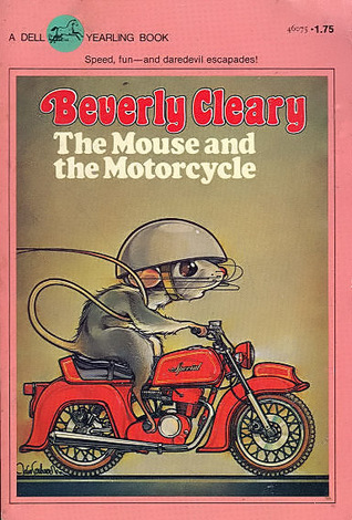 Cover_The Mouse and the Motorcycle