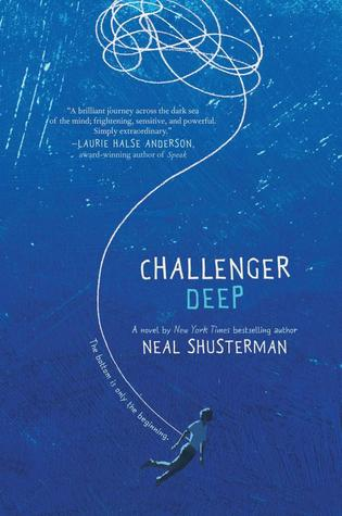 Cover_Challenger Deep