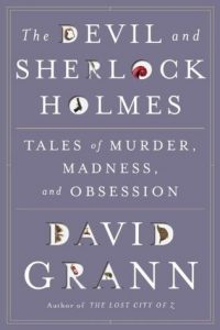 Cover_The Devil and Sherlock Holmes