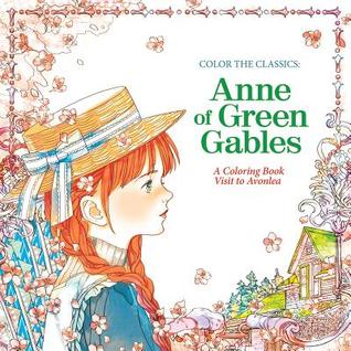 Cover_Anne of Green Gables Color the Classics