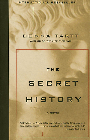 Cover_The Secret History