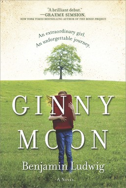 Cover art for the book entitled Ginny Moon