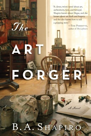 Cover_The Art Forger