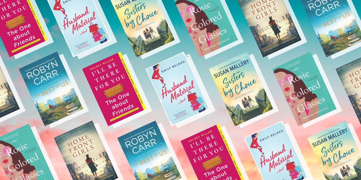 Book Recommendations for Galentine's Day