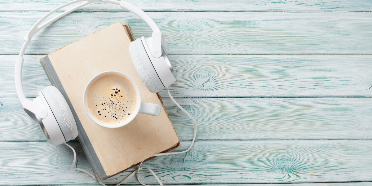 Podcasts for Readers