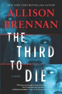 The Third to Die by Allison Brennan