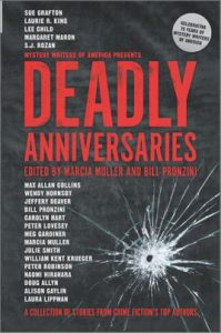 Deadly Anniversaries edited by Marcia Muller and Bill Pronzini