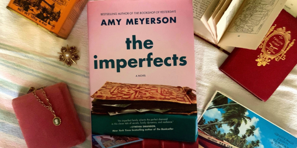 #ReadWithBookClubbish: The Imperfects by Amy Meyerson