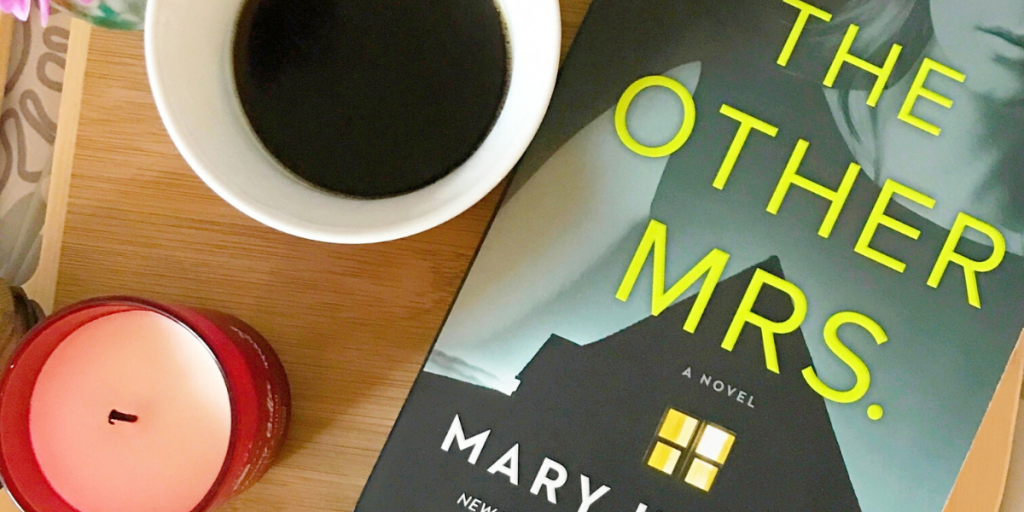 #ReadWithBookClubbish: The Other Mrs.
