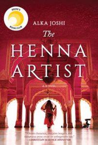 The Henna Artist by Alka Joshi