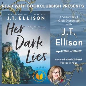 Her Dark Lies by J.T. Ellison