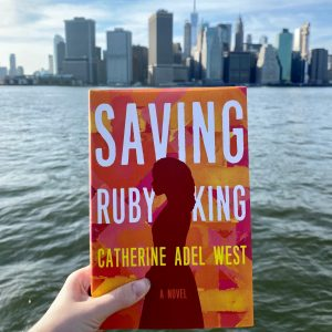 Saving Ruby King by Catherine Adel West
