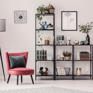 Organize and Style Your Bookshelf