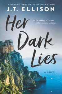 Her Dark Lies by J.T. Ellison Discussion Guide