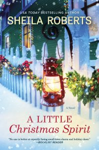 A Little Christmas Spirit by Sheila Roberts