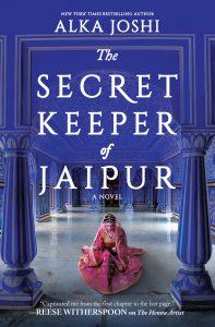 The Secret Keeper of Jaipur by Alka Joshi