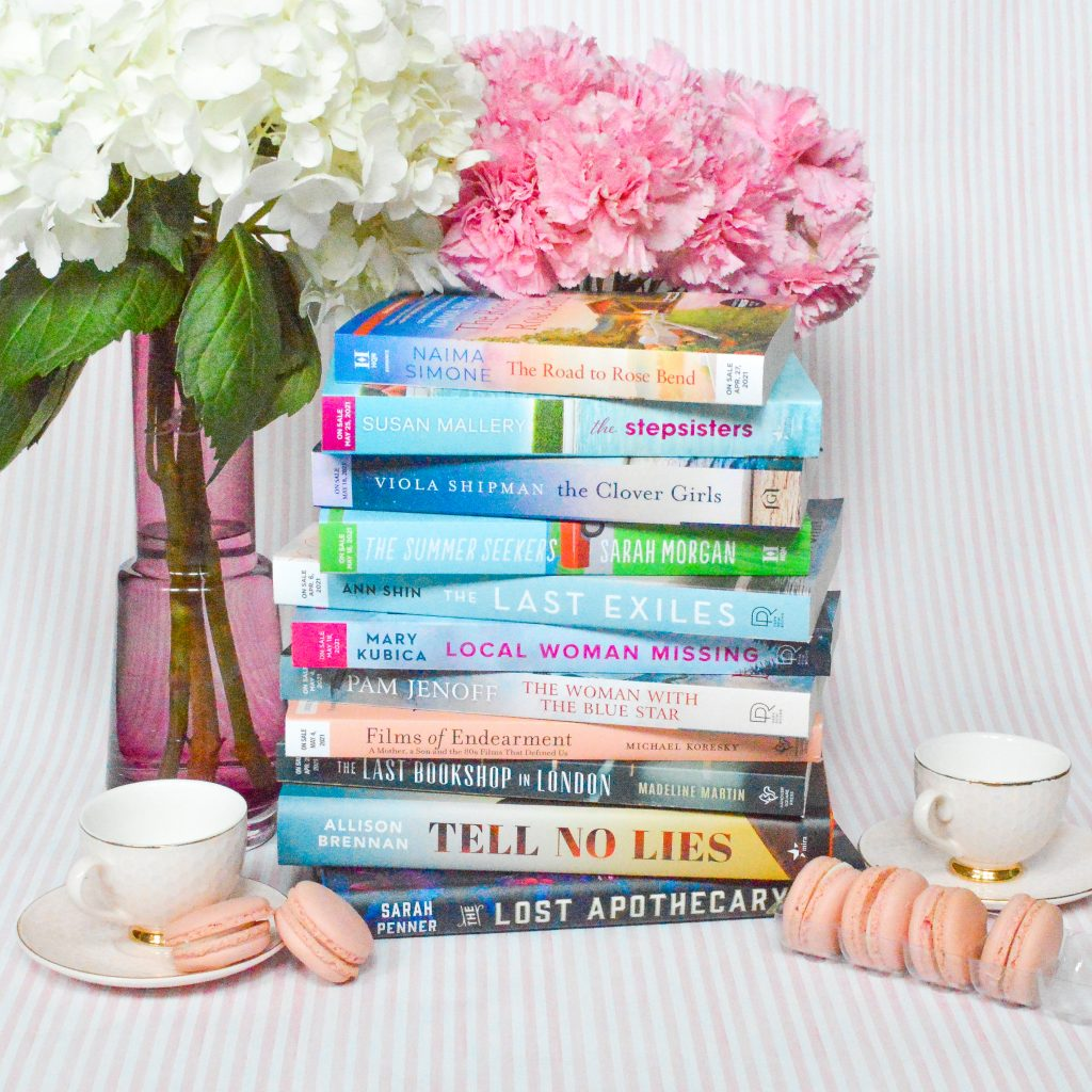Gifts for Mom: Books